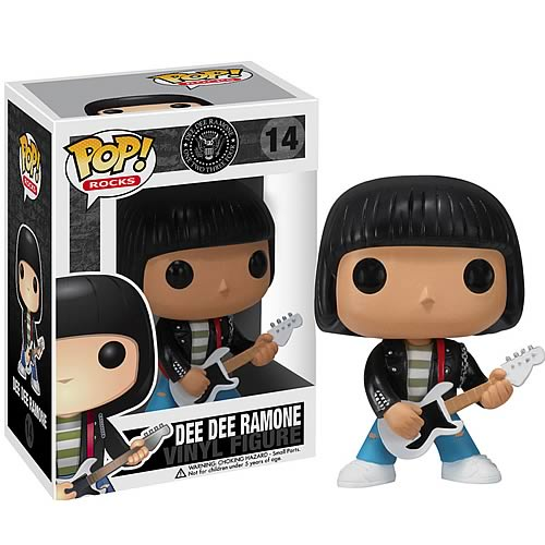Funko Pop! Rocks 14: Dee Dee Ramone