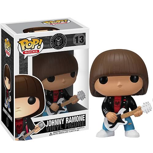Funko Pop! Rocks 13: Johnny Ramone