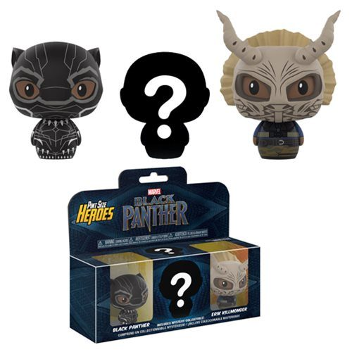 Funko Pint Size Heroes: Black Panther 3 Pack