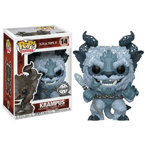 Funko Pop! Holidays 14: Krampus – Frozen Krampus