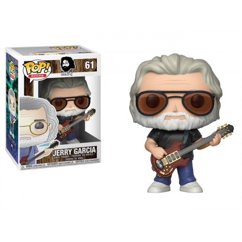 Funko Pop! Rocks 61: Jerry Garcia