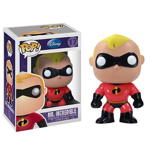 Funko Pop! Disney 17: Mr Incredibles