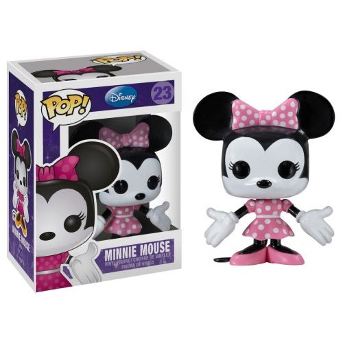 Funko Pop! Disney 23: Minnie Mouse
