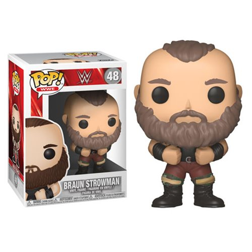 Funko Pop! WWE 48: Braun Strowman