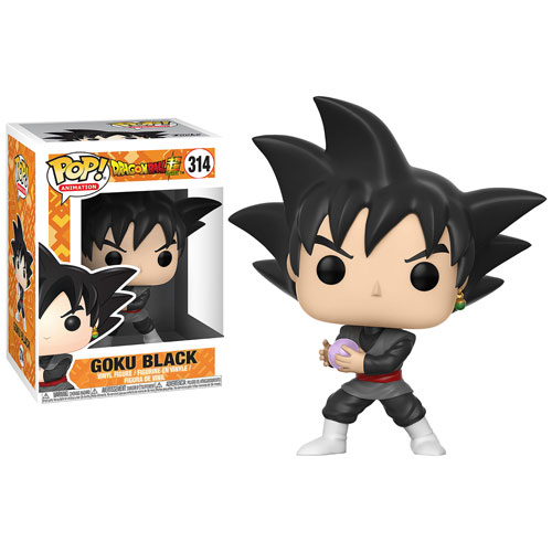 Funko Pop! Animation 314: Dragonball – Goku Black