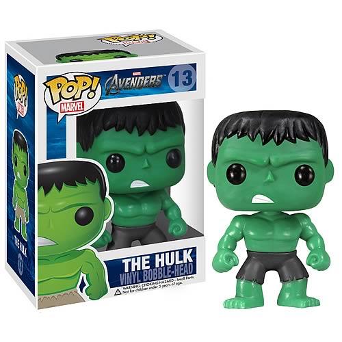 Funko Pop! Marvel 13: Avengers - The Hulk