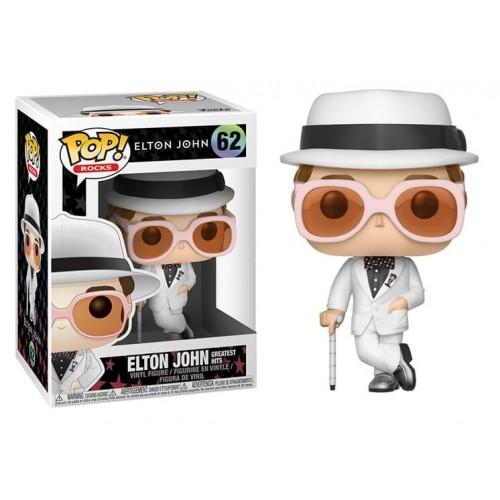 Funko Pop! Rocks 62: Elton John (Greatest Hits)