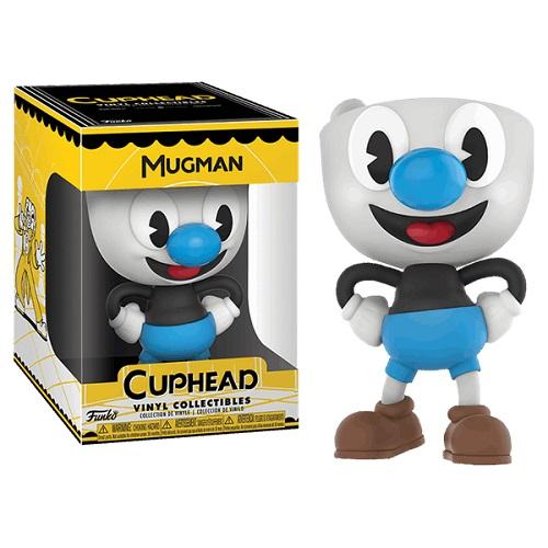 Funko Cuphead Vinyl Figure - Mugman