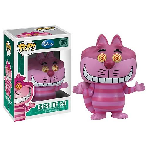 Funko Pop! Disney 35: Cheshire Cat