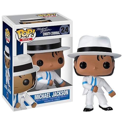 Funko Pop! Rocks 24: Michael Jackson - Smooth Crimal