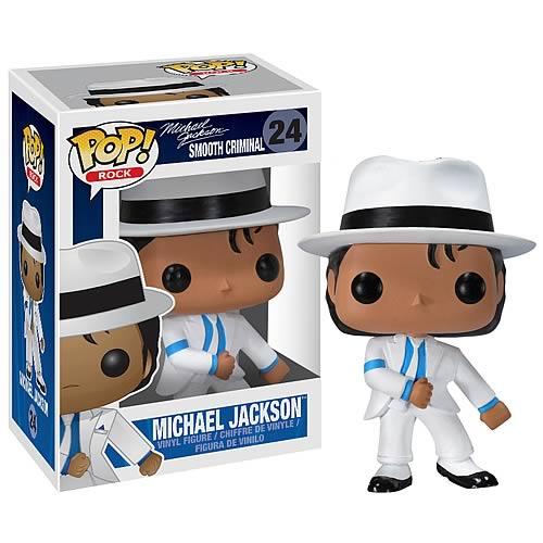Funko Pop! Rocks 24: Michael Jackson - Smooth Crimal