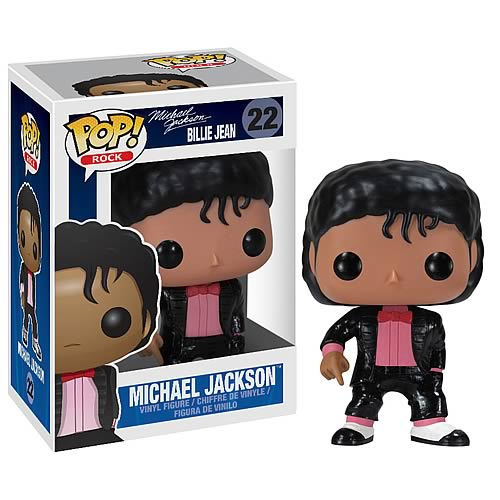 Funko Pop! Rocks 22: Michael Jackson - Billie Jean