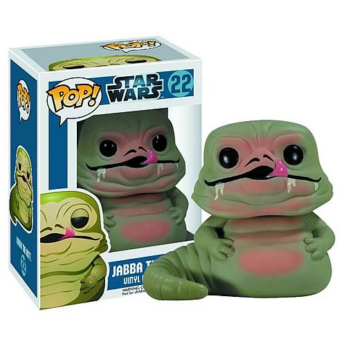 Funko Pop! Star Wars 22: Jabba the Hutt