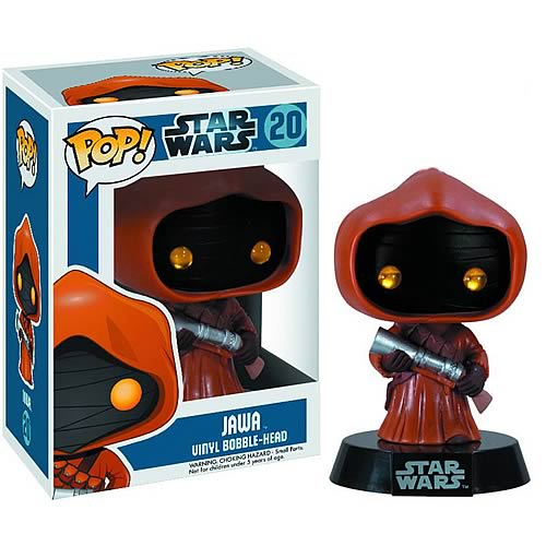 Funko Pop! Star Wars 20: Jawa V2