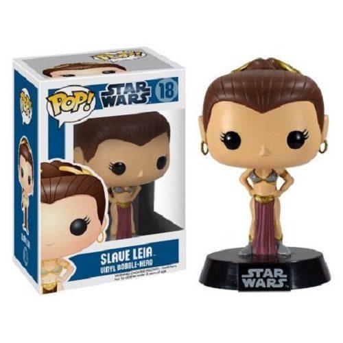 Funko Pop! Star Wars 18: Slave Leia