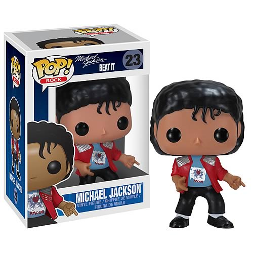 Funko Pop! Rocks 23: Michael Jackson - Beat It