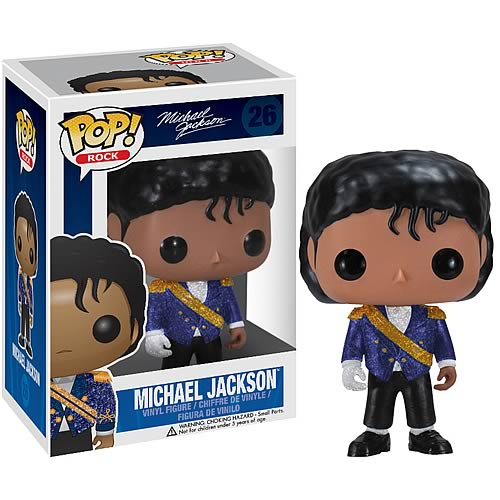 Funko Pop! Rocks 26: Michael Jackson – Grammys