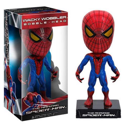Wacky Wobbler: Marvel - Amazing Spiderman (Movie)