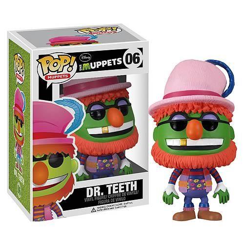 Funko Pop! Muppets 06: Dr Teeth