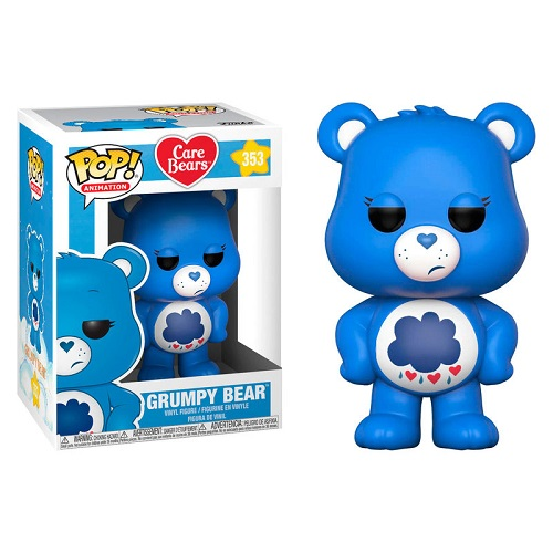Funko Pop! Animation 353: Care Bears – Grumpy Bear