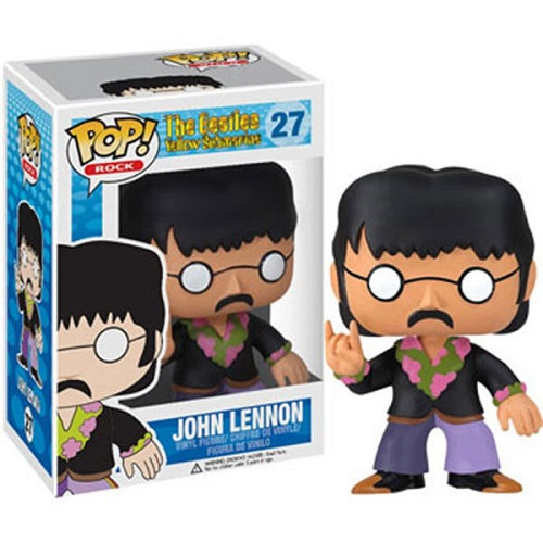 Funko Pop! Rocks 27: Beatles - John Lennon