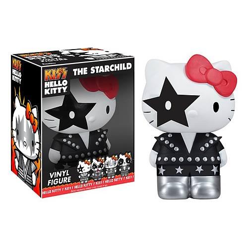 Funko Pop! Hello Kitty x KISS: The Starchild
