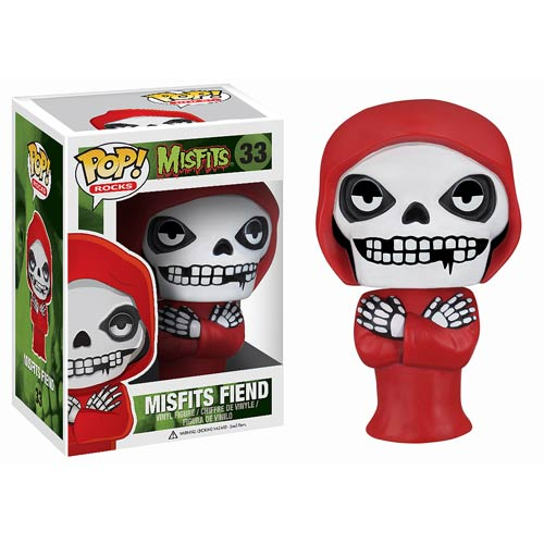 Funko Pop! Rocks 33: Misfits Fiend