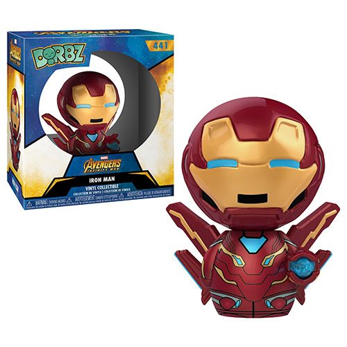 Dorbz 441: Avengers Infinity War- Iron Man with wings