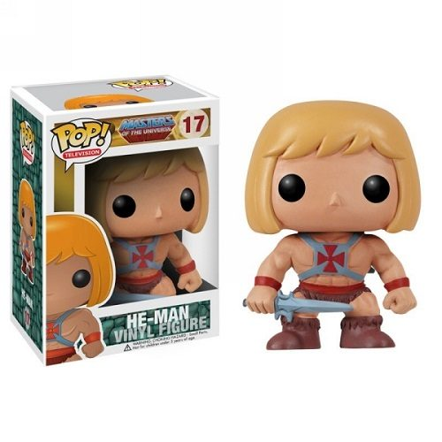 Funko Pop! TV 17: Masters of the Universe – He-Man
