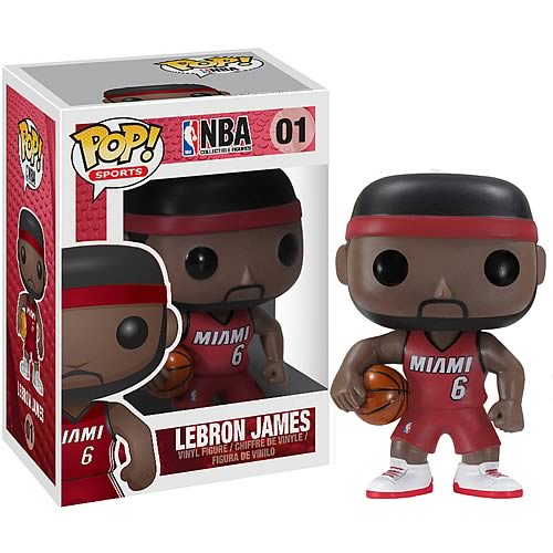 Funko Pop! Sports 01  NBA – Lebron James – Simply Toys (Beta) aeb23a6e3