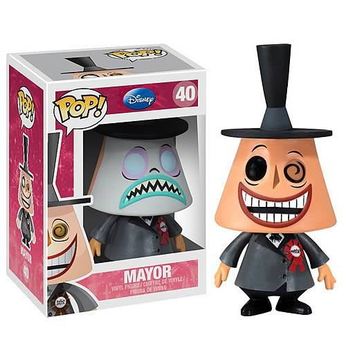 Funko Pop! Disney 40: Nightmare Before Christmas - Mayor
