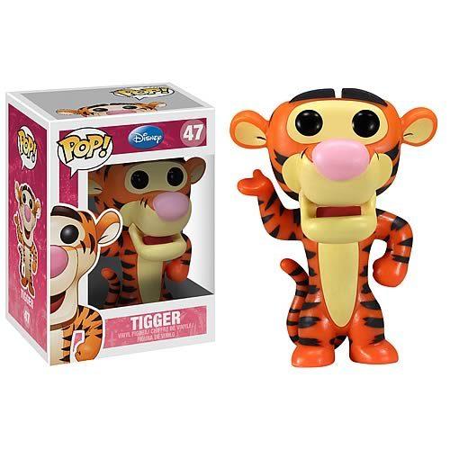 Funko Pop! Disney 47: Tigger