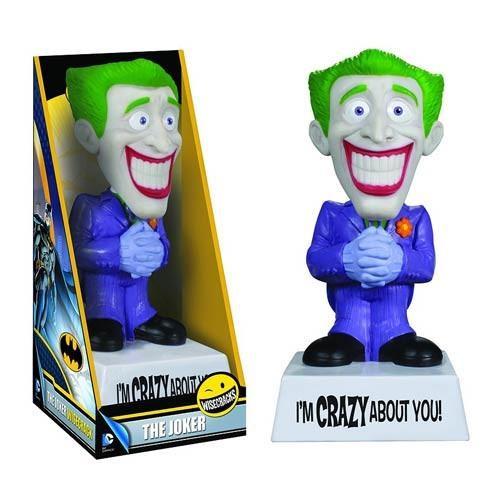 Wisecracks: Joker Wacky - Crazy about You