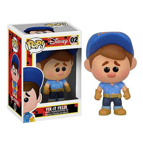 Funko Pop! Wreck-It Ralph 02: Fix-It Felix