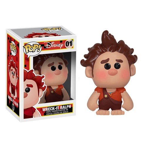 Funko Pop! Disney 01: Wreck-It Ralph
