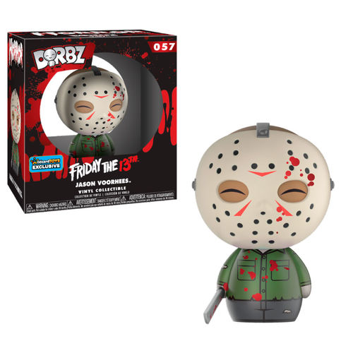 Dorbz 57: Friday the 13th - Jason Voorhees (Bloody) iEX