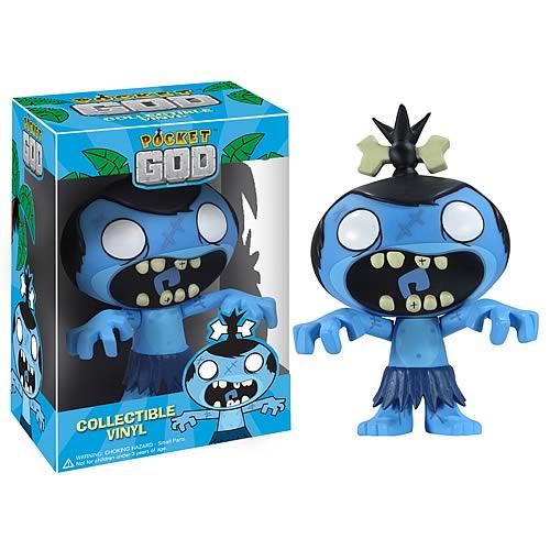 Pocket God: Ugly Zombie (Vinyl)