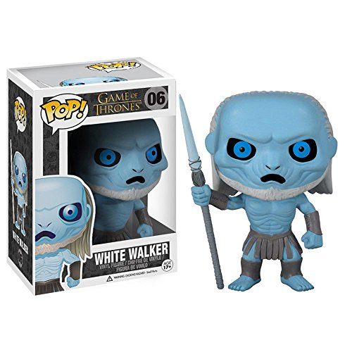 Funko Pop! GOT 06: Game of Thrones - White Walker