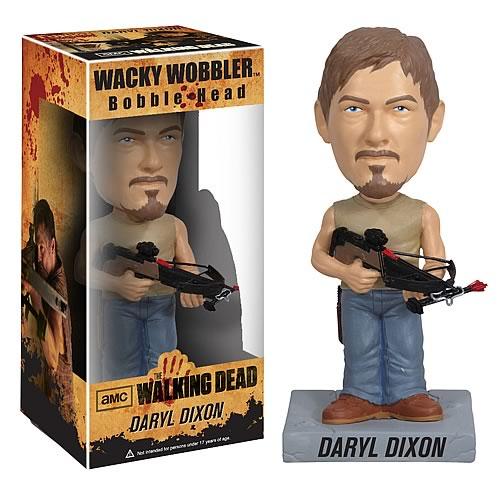 Wacky Wobbler: The Walking Dead - Daryl Dixon