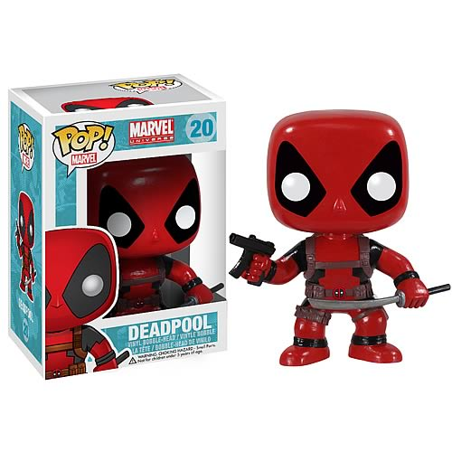 Funko Pop! Marvel 20: Deadpool