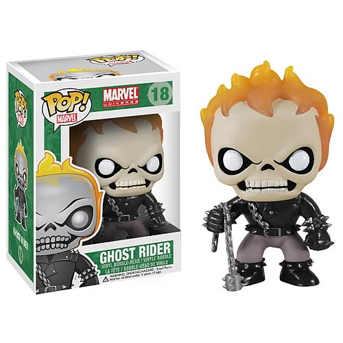 Funko Pop! Marvel 18: Ghost Rider