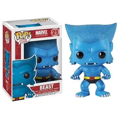Funko Pop! Marvel 21: Beast