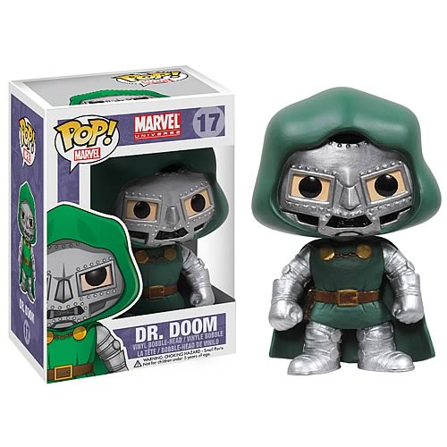 Funko Pop! Marvel 17: Dr. Doom