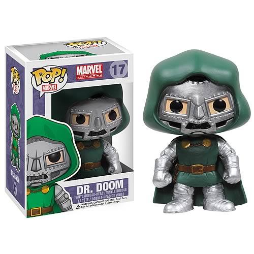 Funko Pop! Marvel 17: Dr. Doom