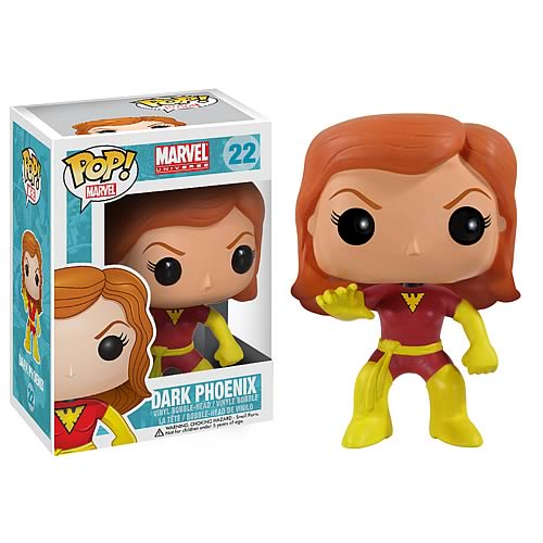 Funko Pop! Marvel 22: Dark Phoenix