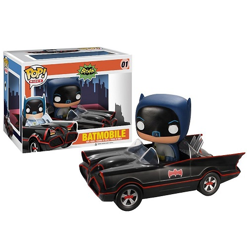 Funko Pop! Rides 01: Batman 1966 – Batmobile