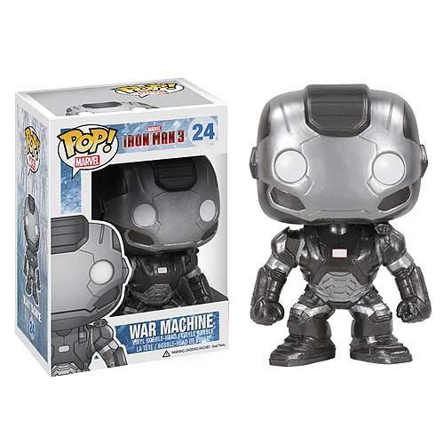 Funko Pop! Marvel 24: Iron Man 3 - War Machine