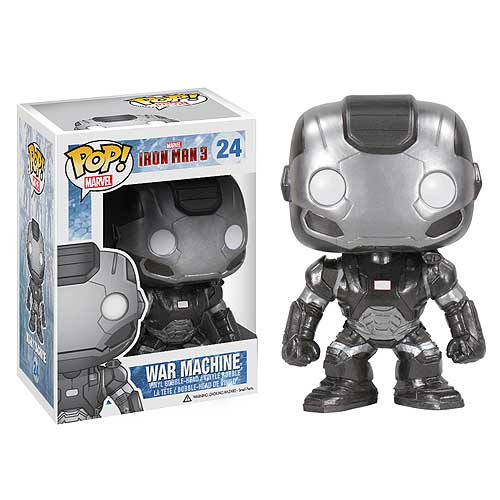 Funko Pop! Marvel 24: Iron Man 3 - War Machine