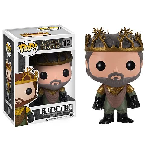 Funko Pop! Game Of Thrones 12: Renly Baratheon
