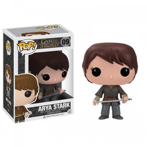Funko Pop! GOT 09: Game of Thrones - Arya Stark